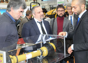 2016 Italy International Agricultural Machinery Exhibition ready